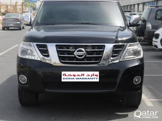 Nissan Patrol Platinum 2010