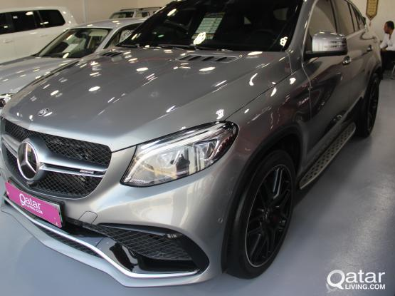 Mercedes GLE 63 S AMG 2016