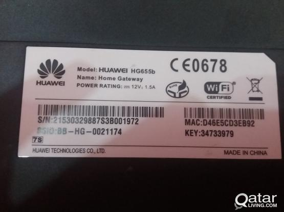 HUAWEI WIFI ROUTER-FOR SALE