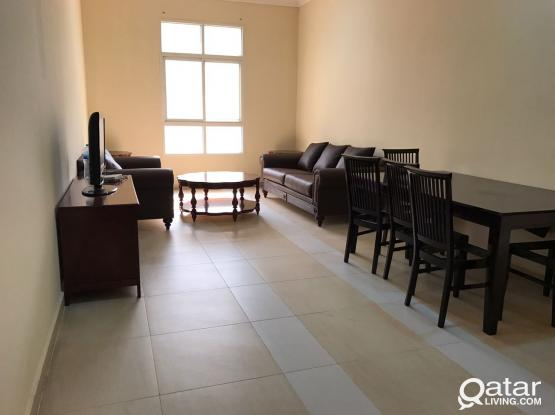 3 bedroom fully furnished in al nasr
