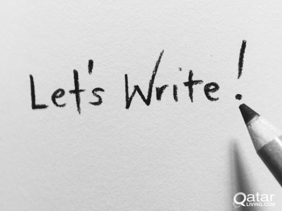 Creative Writer Available On Freelance Basis