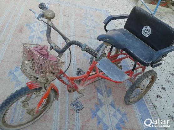 Tri-cycle for sale