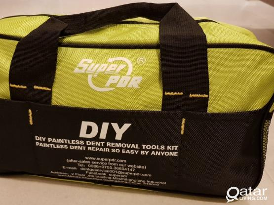 Dent repair kit hire - easy self-repair