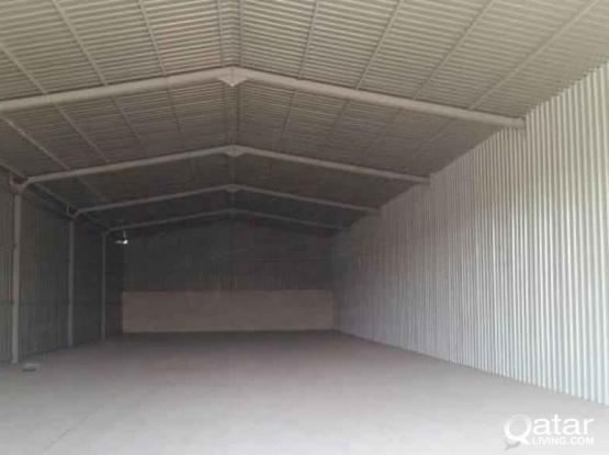 Warehouse 200sqm industrial area after street 52