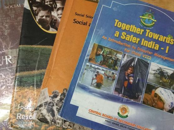 Class VIII Social studies book