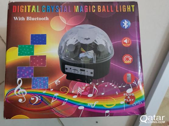 Light Magic Ball