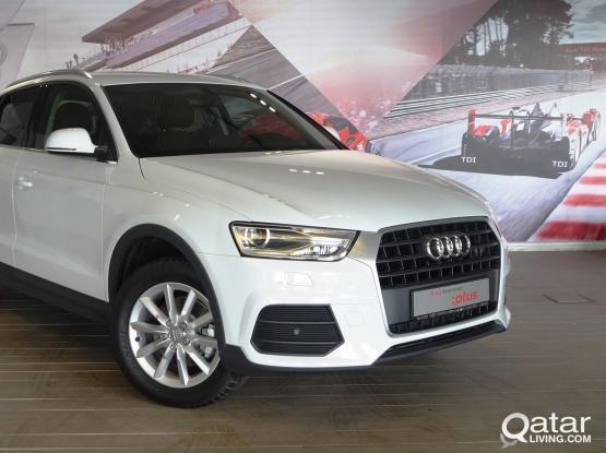 Audi Q3 3.5 TFSI 2018