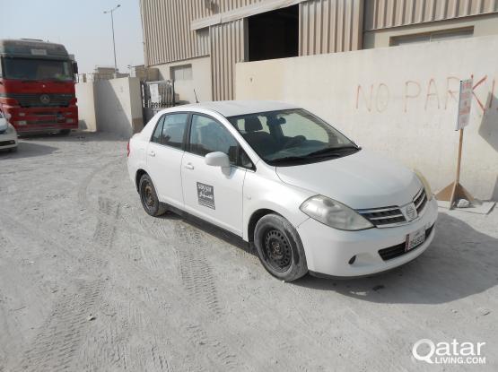 Nissan Tiida 1.8L 2008