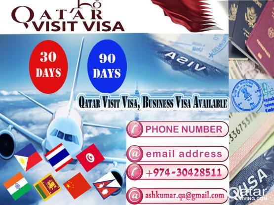 Qatar Business visa Qatar tourist visit visa . 30428511