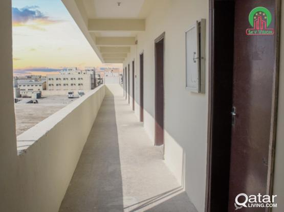 Offer you the opportunity to rent a Labor Camp at Industrial Area Street 43
