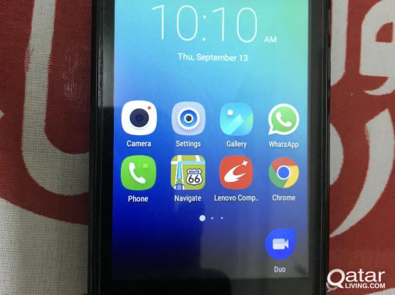 Lenovo A1000 almost new android mobile perfect condition