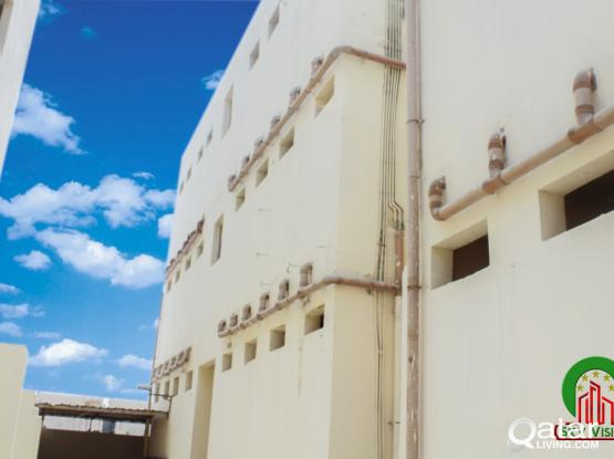 For Rent Labor Accommodation Building in  industrial area-Street 43