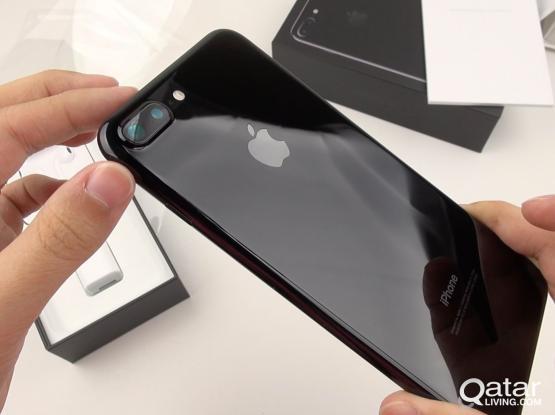 I -phone 7 plus 256 GB (Jet Black) - urgent sale -Women used