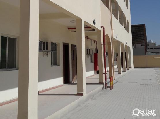 Labor camp for rent 84 rooms