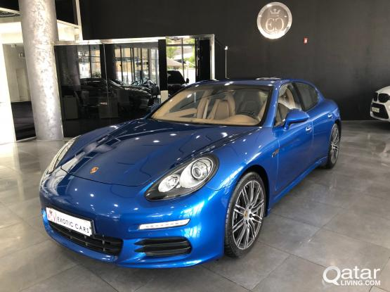 Porsche Panamera 4 2015