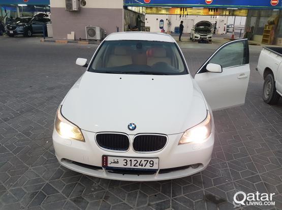 BMW 5-Series 523 i 2006