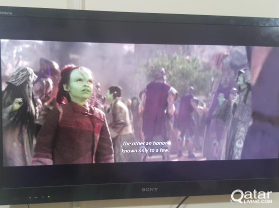 Sony Bravia 3D TV