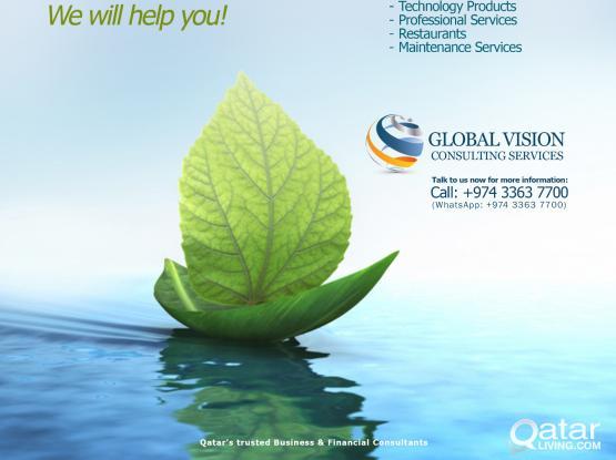 Business Set up & Legal Services