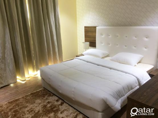 Fully-Furnished 1 Bedroom Flat in Doha Jadeed