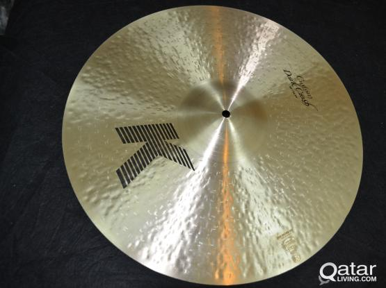 New Zildjian K Custom Dark Crash Cymbal - 20