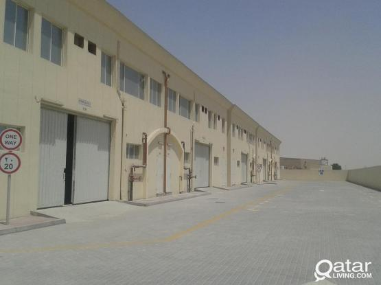 Approved FOOD Warehouse with office, Including Utilities