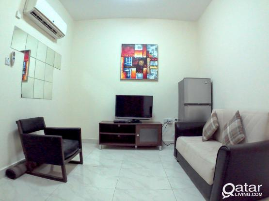 Furnished 1 Bedroom Apartments│AinKhaled