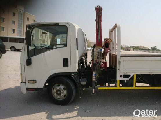 Isuzu Truck 2009