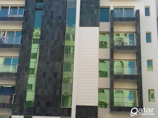 We have new building apartment  (small studios) in Muntazah area