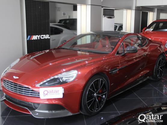 Aston Martin Vanquish 2015 Qatar Living