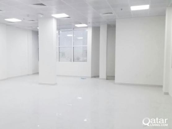 Unfurnished  Open Space office  In Old Airport