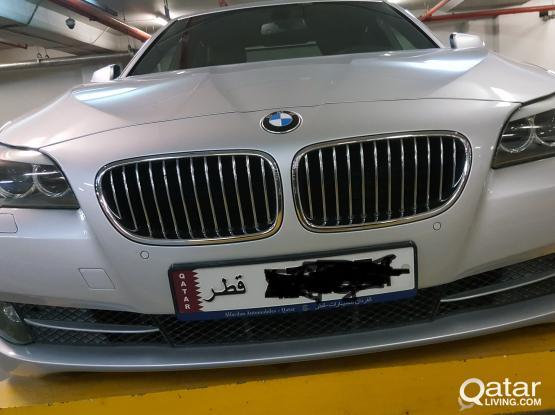 BMW 5-Series 523 i 2012