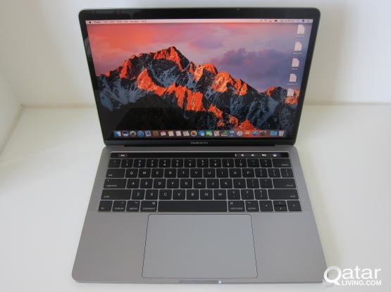 Apple MacBook Pro 13 w/Touchbar (2016 Model)