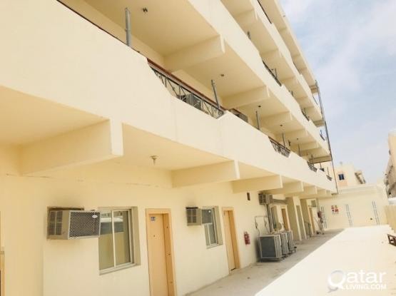 Labor camp - 10, 15, 20, 30 Rooms for rent