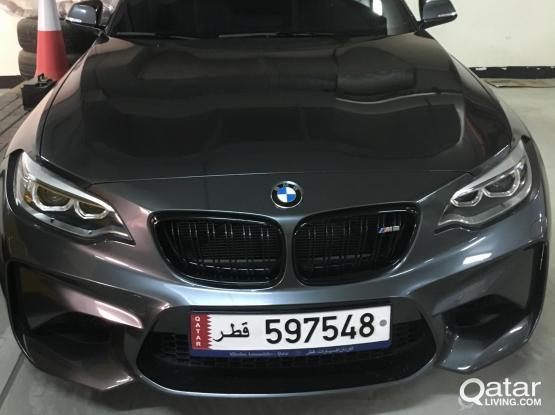 BMW M 2 2017