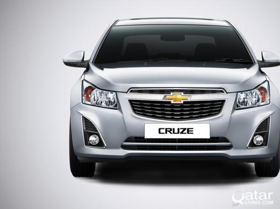 Chevrolet Cruze Honda City Model Available For Rent Call