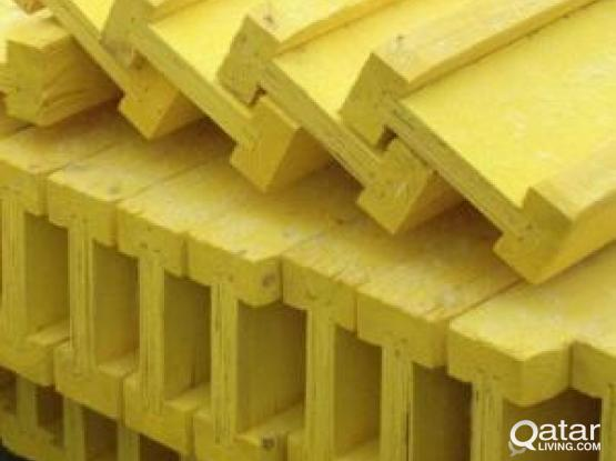 tripod and timber H20,3.90,2700pcs,...H20.3.60,312pcs,...Tripod  600pcs for sale