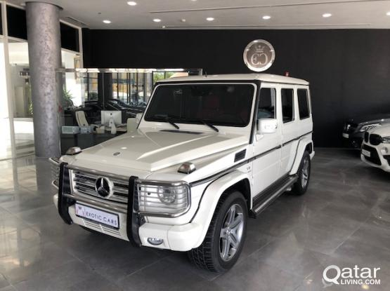 Mercedes G 55 2012