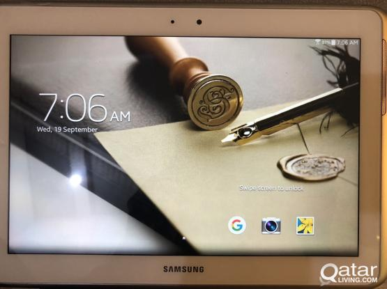 Samsung Galaxy Note 10.1 Tablet - 16GB - White