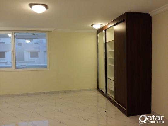 New Spacious Studio for Rent Beside Tawar Mall Al Duhail
