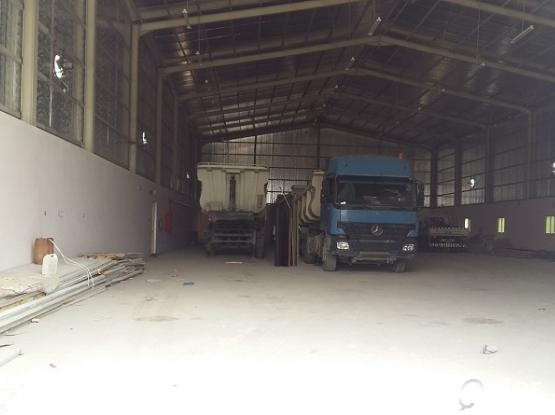 WORKSHOP FOR RENT - 500, 800, 1200,1600, 2500 sqmr