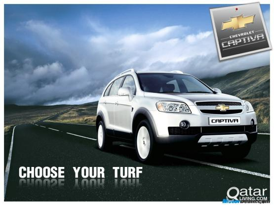 Great !! Offer On Chevrolet Captiva For Rent Call : 44152020,30177928,30100316