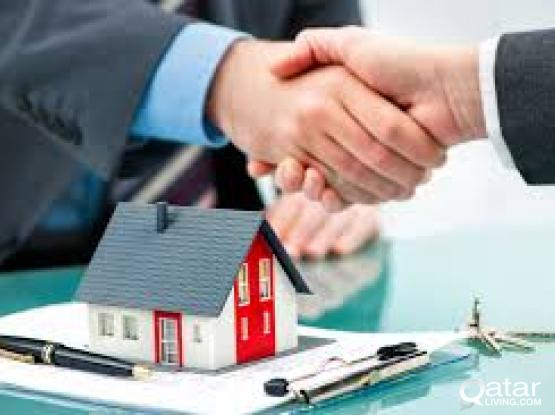55785880**House Contract (Baladiya Attested) for Residence & Visit