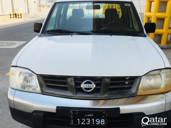 Nissan Pickup 2013