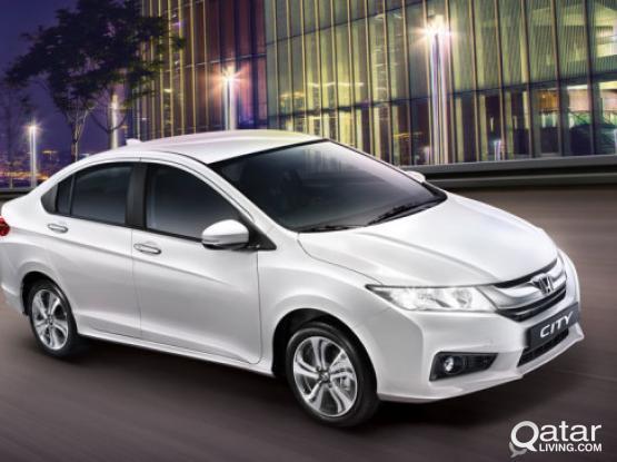 SEDAN CARS STARTING FROM 1400 QR monthly