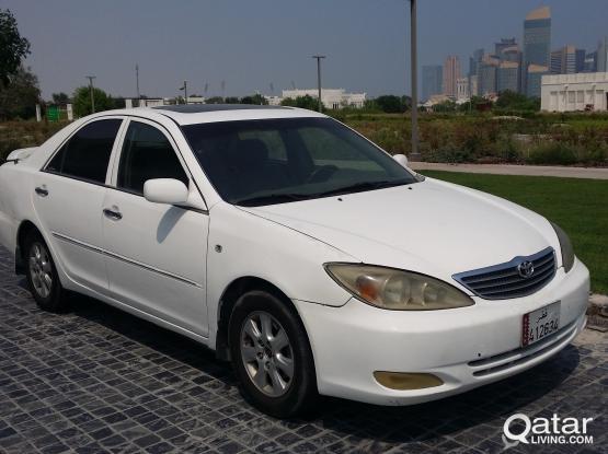 Toyota Camry GLX 2003
