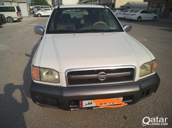 Nissan Pathfinder 2003