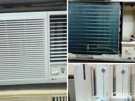 WE ARE BUYING DAMAGE AC USED AC/WHATSAPP 55592215