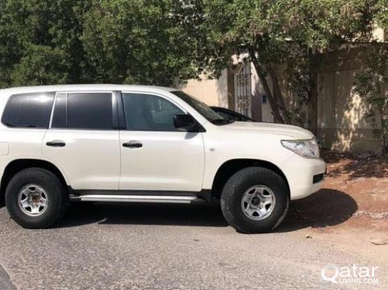 Toyota Land Cruiser G 2011