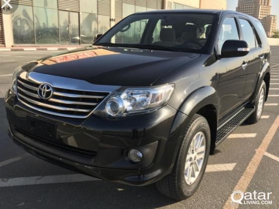 Toyota Fortuner SR5 2014