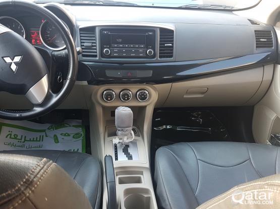 Mitsubishi Lancer EX 2014